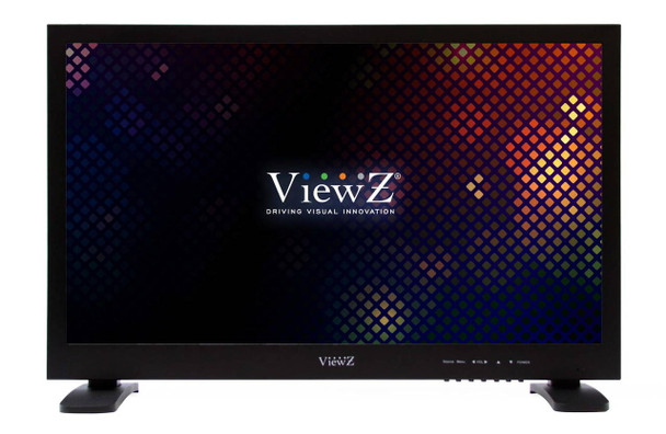 "ViewZ VZ-27LX 27"" LED CCTV Monitor"