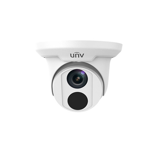 Uniview IPC3612ER3-PF28-C 2MP IR Ultra 265 Outdoor Turret IP Security Camera