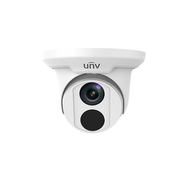 Uniview IPC3614SR3-DPF36 4MP IR Ultra 265 Outdoor Turret IP Security Camera