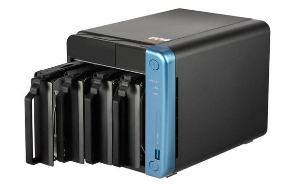 QNAP TS-453Be-4G-US 4-Bay Quad-core multimedia NAS - 4GB RAM