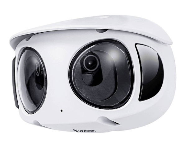 Vivotek MS9390-HV 8MP IR Multi-sensor Panoramic Outdoor Dome IP Security Camera