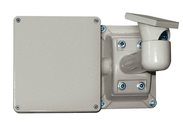 Videotec WBOV3A2 Wall Bracket with Support Plate and Weatherproof Junction Box