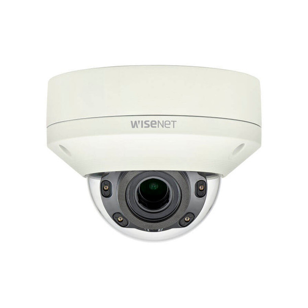 Samsung XNV-L6080R 2MP IR H.265 Outdoor Dome IP Security Camera