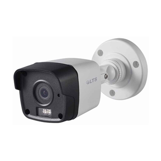 8 Megapixel (4K) InfraRed for Night Vision Outdoor Bullet HD-TVI Security Camera, Weatherproof, 2.8mm Fixed Lens, CMHR6482-28F
