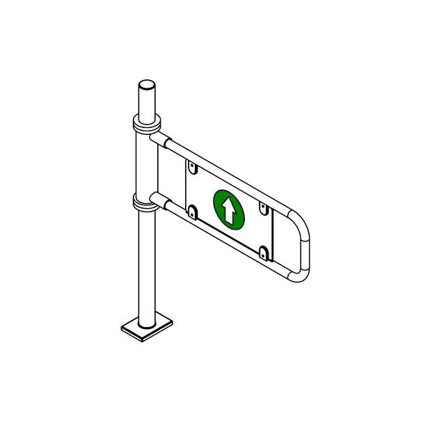 Mechanical Swing Gate SWG-10
