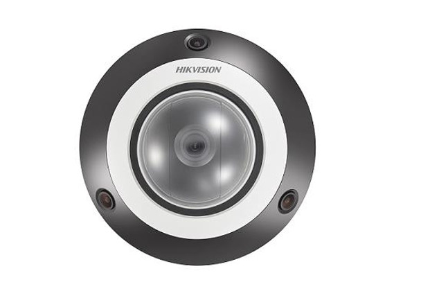 Hikvision DS-2PT3326IZ-DE3 8MP IR Multi-sensor Panoramic PTZ Dome IP Security Camera