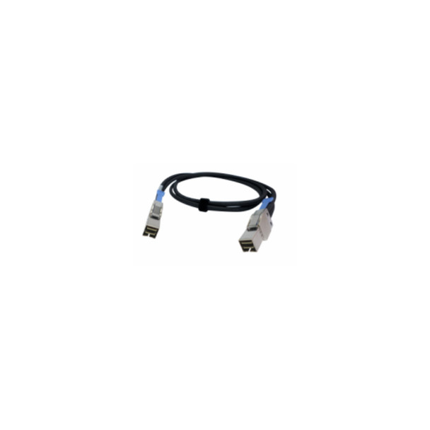 QNAP CAB-SAS10M-8644 Mini SAS 12G Cable (1 meter)