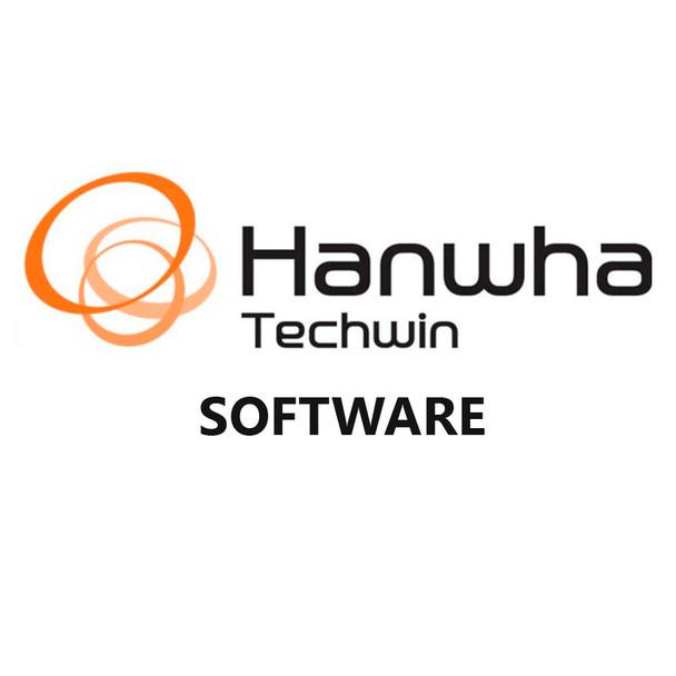 Samsung Hanwha WAVE-PRO-08 8 Channel IP Camera License