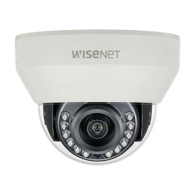 Samsung HCD-7020R 4MP IR Dome QHD CCTV Analog Security Camera