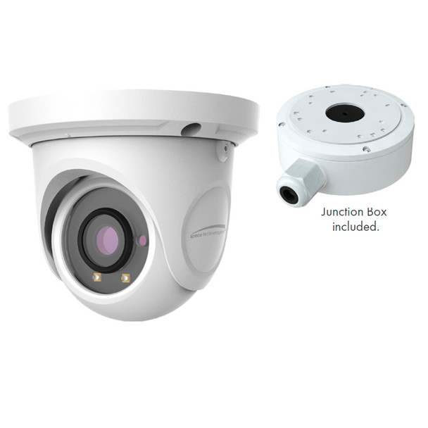 Speco VLT7W 2MP IR Outdoor Turret HD-TVI Security Camera
