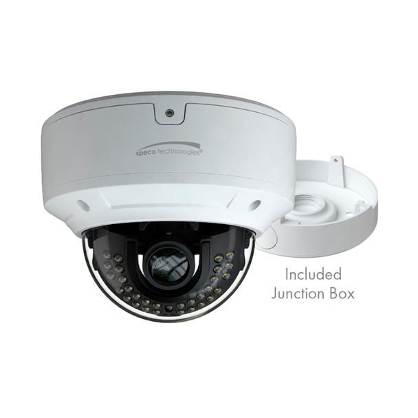 Speco VLDT6M 2MP IR Outdoor Dome HD-TVI Security Camera