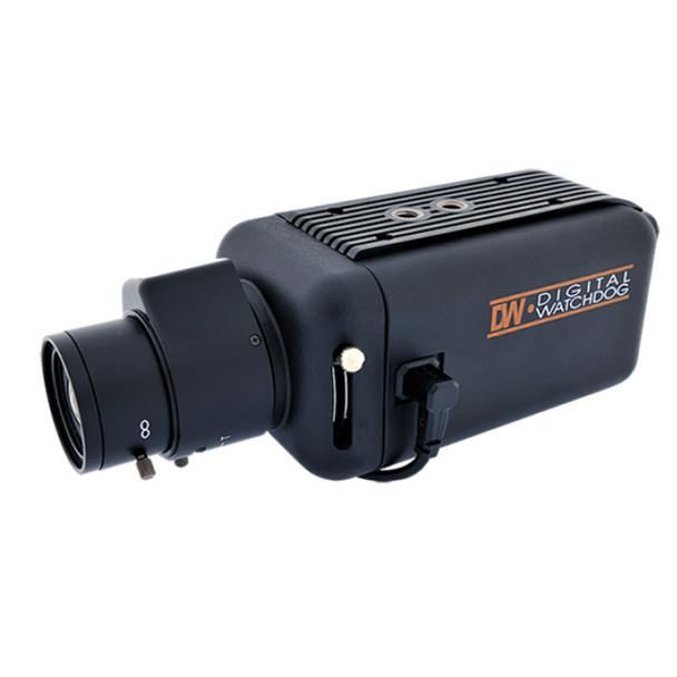 Digital Watchdog DWC-C261T 800TVL Indoor Box CCTV Analog Camera - No lens included