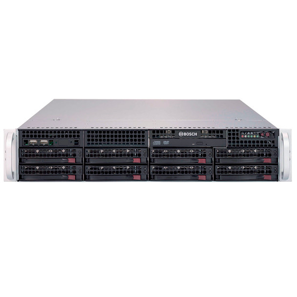 Bosch DIP-7188-8HD 32 Channel Network Video Recorder - 64TB HDD included, Up to 128ch Support