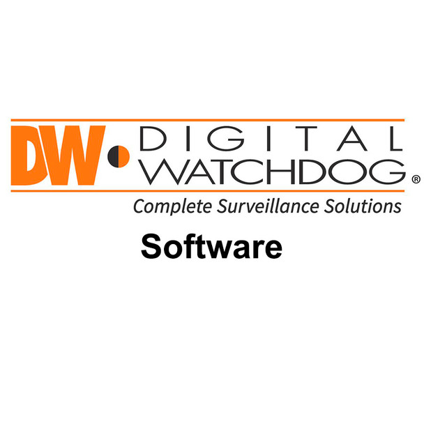 Digital Watchdog DW-SPECTRUMLSC010 Ten (10) DW Spectrum IPVMS Recording License