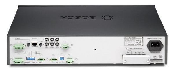 Bosch PLE-1MA060-US Plena 60 Watt Commercial Mixer Amplifier