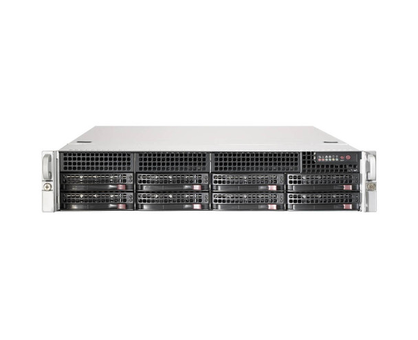 Digital Watchdog DW-BJE2U8T 8 Channel Network Video Recorder - 8TB HDD included, Up to 128ch