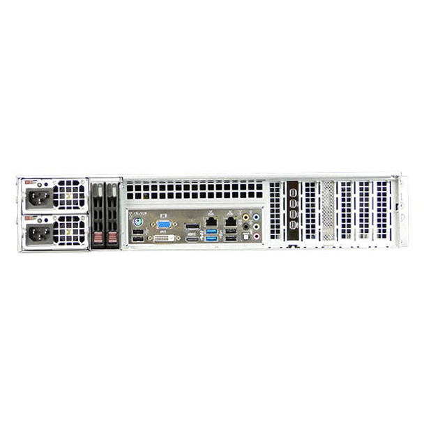 Digital Watchdog DW-BJER2U48T 8 Channel Network Video Recorder - 44TB HDD included, Up to 128ch