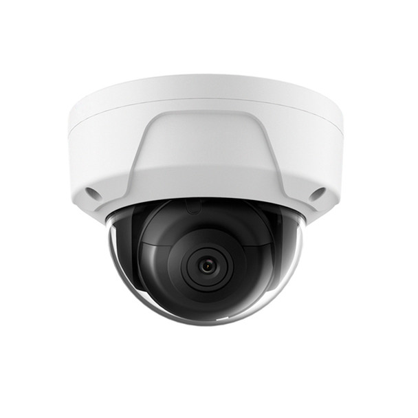 Oculur X4DF5 4MP IR H.265 Outdoor Dome IP Security Camera - 2.8mm Fixed Lens