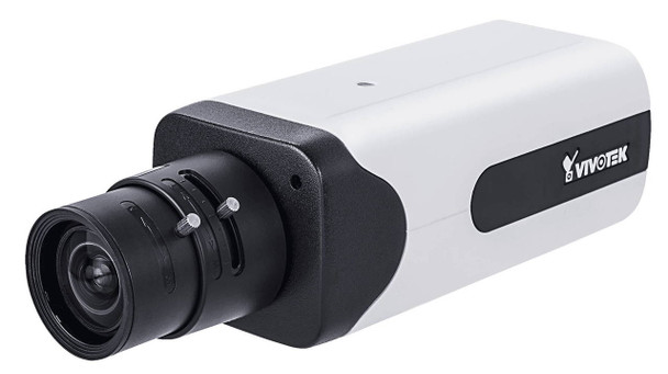 Vivotek IP9191-HP 8MP 4K H.265 Indoor Box IP Security Camera