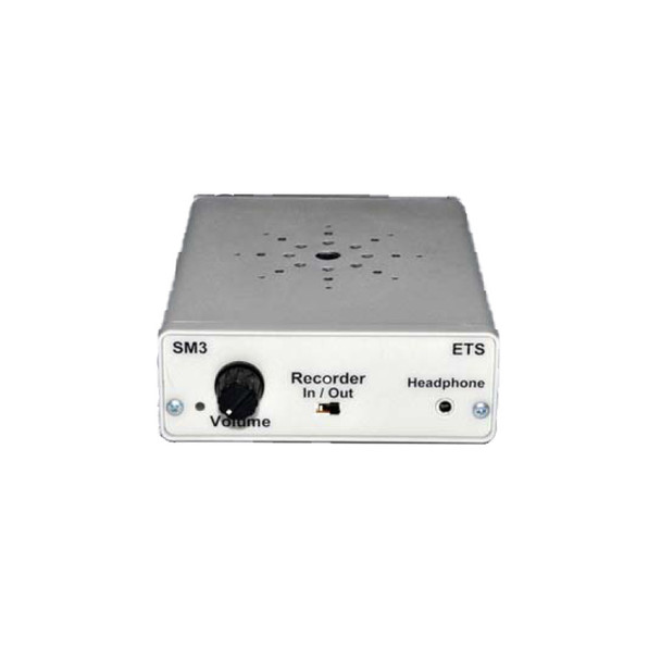 ETS SM3 One-way Listen only Monitoring Station