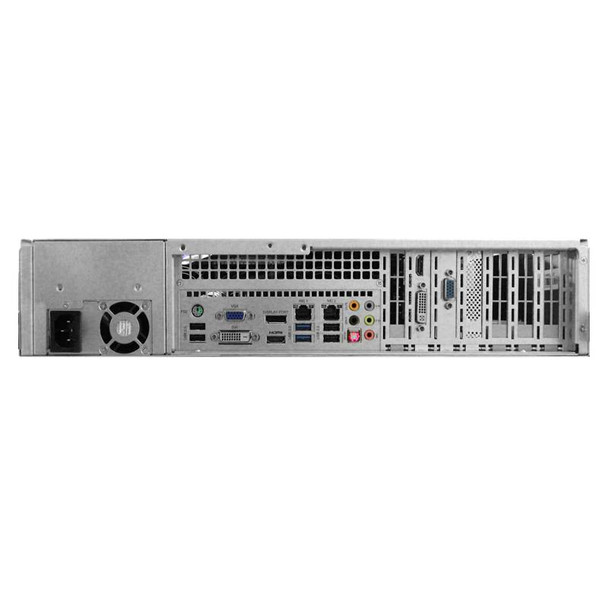 Digital Watchdog DW-BJP2U6T 4 Channel Network Video Recorder - 6TB HDD included, Up to 128Ch