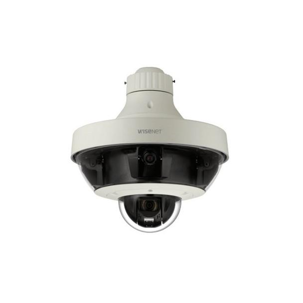 Samsung PNM-9320VQP H.265 Multi-Sensor Multi-Directional Dome IP Security Camera