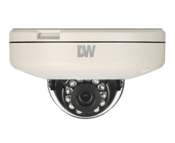 Digital Watchdog DWCA-VF25WIR8-64 2.1MP IR Outdoor Dome IP Security Camera