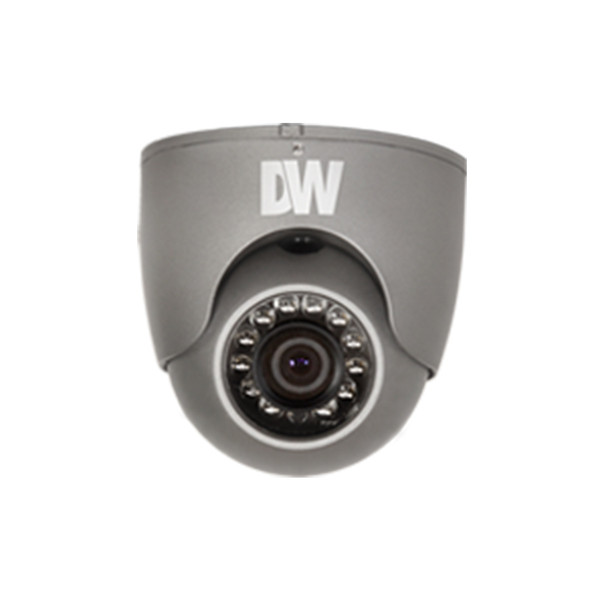 Digital Watchdog DWC-BL2651TIR 820TVL IR Outdoor Dome CCTV Analog Security Camera