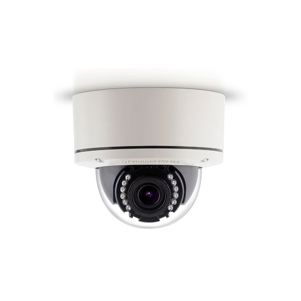 Arecont Vision AV3355PMIR-SH 3MP IR Outdoor Dome IP Security Camera - SD Card Slot, Heater, Motorized