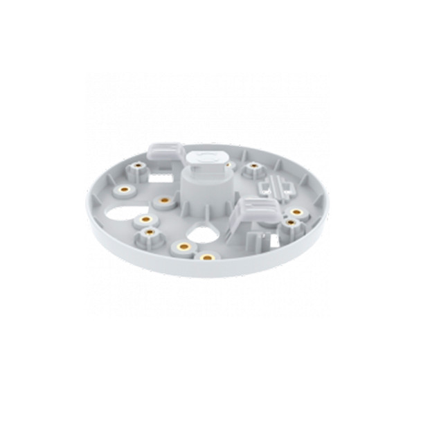 AXIS T91A33 Lighting Track Mount, 4 pcs, White - 01467-001