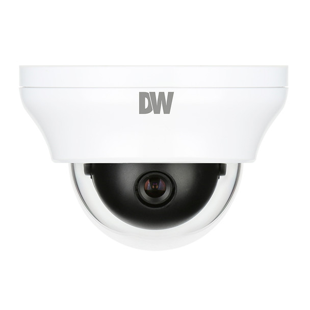 Digital Watchdog DWC-MD72i4V MEGApix 2.1MP Indoor Mini Dome IP Security Camera with IR