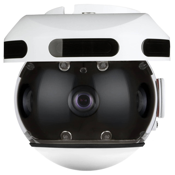 Digital Watchdog DWC-PB753WTW 6MP Multi-sensor Outdoor AHD CCTV Analog Security Camera