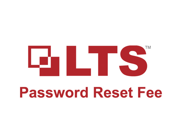 LTS DVR Password Reset - Daily Secure Code + Instructions