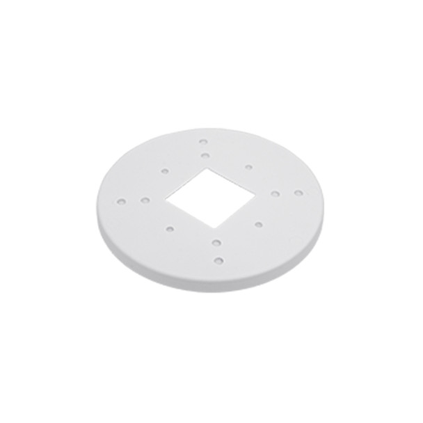 "Vivotek AM-51D Adaptor Plate for 4"" Electrical Octagon Box & Single Gang Box"