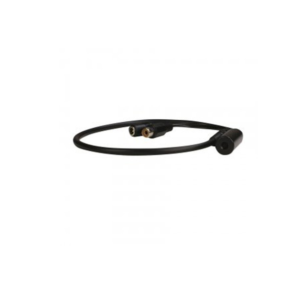 Speco CAMMIC High Impedance Line Level Microphone