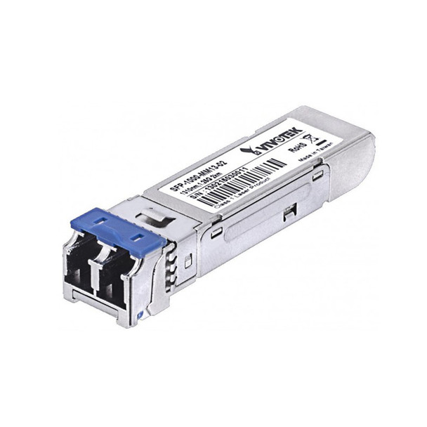 Vivotek SFP-1000-MM13-02 Gigabit Mini GBIC Multi Mode 1310nm 2KM