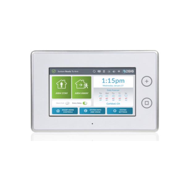 2Gig 2GIG-SP1-GC3 GC3 Wireless Secondary Touchscreen