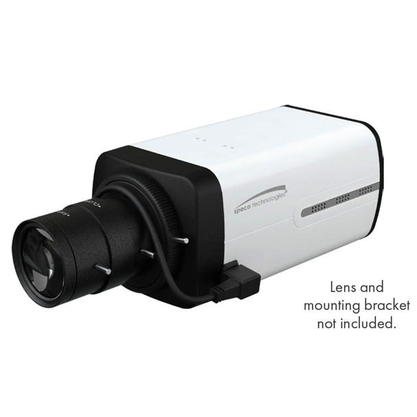 Speco O4T8 4MP H.265 Indoor Box IP Security Camera