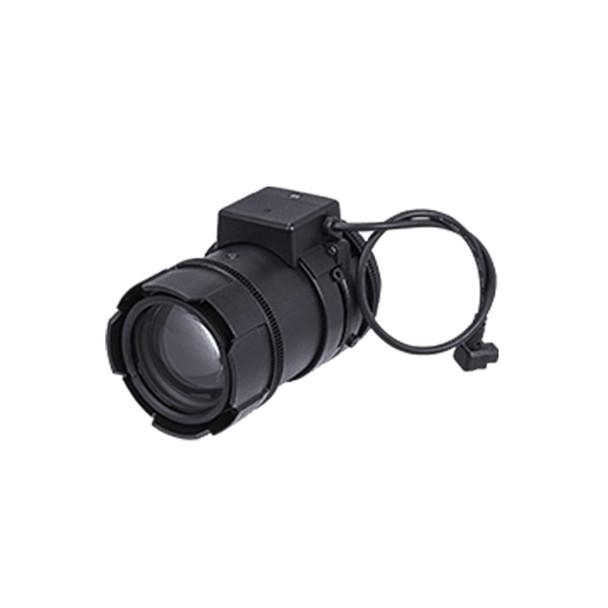 Vivotek AL-239 DC-iris Camera Lens- 8~80mm , F1.6 C-Mount