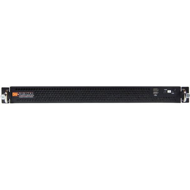 Digital Watchdog DW-BJP1U20T Blackjack P-Rac 1U Network Video Recorder - 20TB HDD included