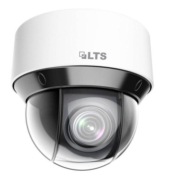 LTS PTZIP414X25WIR 4MP IR H.265 Outdoor PTZ IP Security Camera with 25x Optical Zoom
