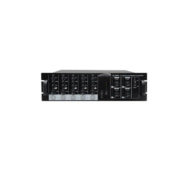 Speco PL200M 160 Watt Four Zone Commercial Amplifier