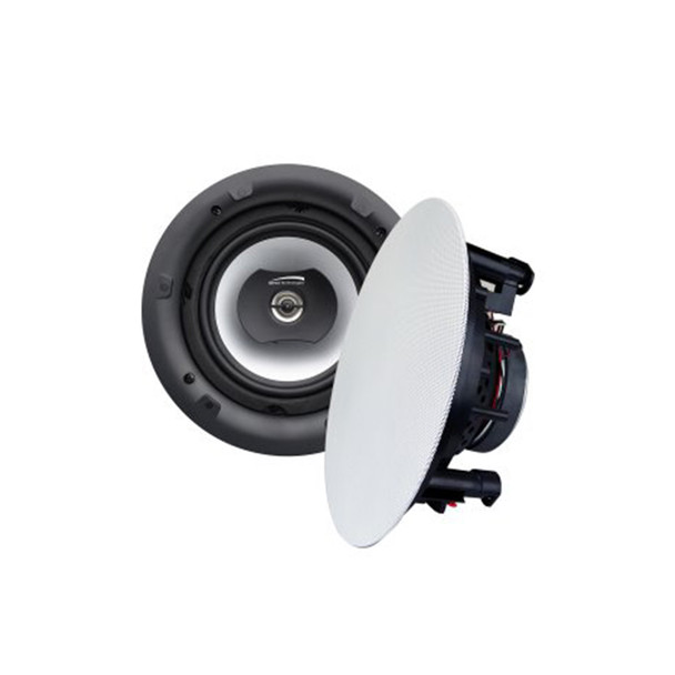 "Speco SPCDC6 6.5"" Custom Designer Series In-Ceiling Residential Speakers"