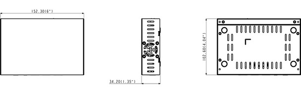 Geovision GV-IPDECODERBOX IP Decoder Box Ultra 89-IPDBXUL-K010
