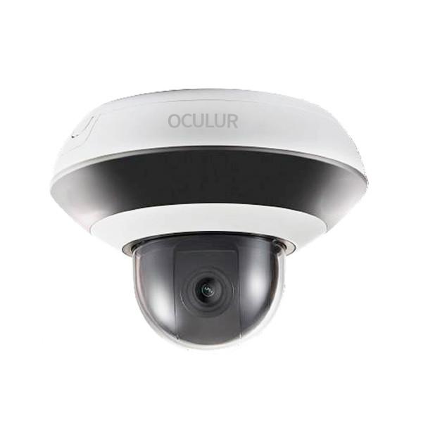 Oculur X4PTZ 4MP IR H.265 Outdoor Mini PTZ IP Security Camera - 4X Optical Zoom