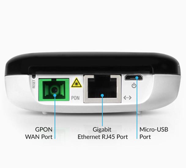 Ubiquiti UF-LOCO Gigabit Passive Optical Network CPE Unit