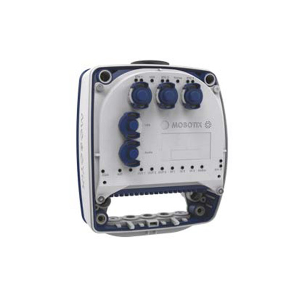Mobotix MX-A-SPA Weatherproof Installation Box With 4K Surge Protection