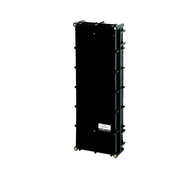 Aiphone GF-3B GF 3-Module Back Box for GT Series Apartment Intercom System