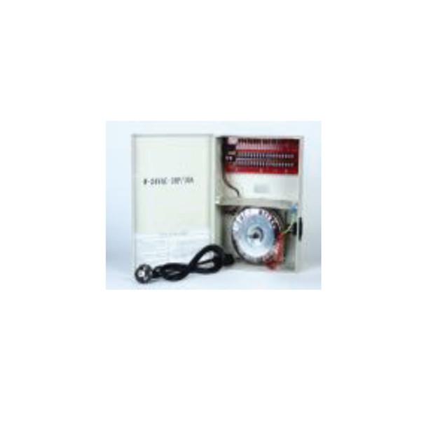Oculur PC24P-10A 9 PTC Output Power Supply - 24VAC/10Amps