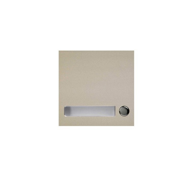 Aiphone GF-1P 1-Call Button Panel for GT-SW
